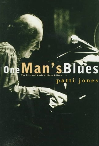 9780704370869: One Man's Blues: The Life and Music of Mose Allison