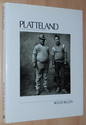 9780704370876: Platteland: Images from Rural South Africa