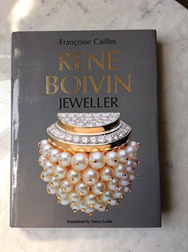 9780704370906: Rene Boivin: Jeweller