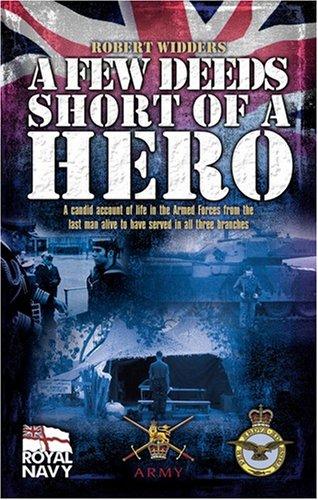 9780704371477: A Few Deeds Short of a Hero