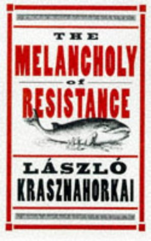 9780704380097: The Melancholy of Resistance