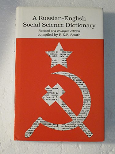 9780704410725: Russian-English Social Science Dictionary (English and Russian Edition)