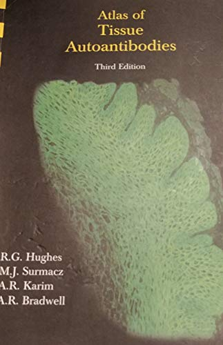 9780704427013: Atlas of Tissue Autoantibodies