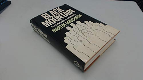 9780704500617: Black Mountain: An Exploration in Community
