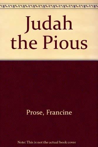 9780704500655: Judah the Pious