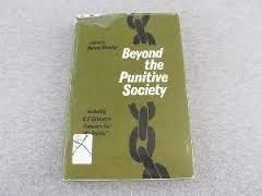 9780704500761: Beyond the Punitive Society