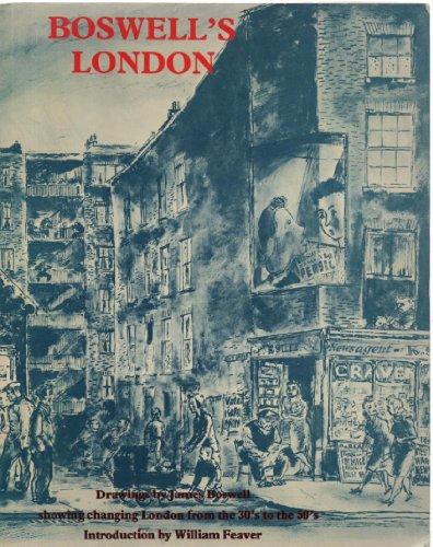 9780704502598: Boswell's London