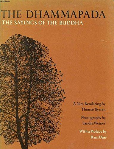9780704502741: The Dhammapada: The sayings of the Buddha