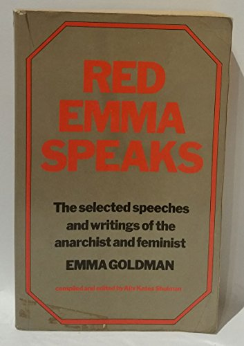 9780704503878: Red Emma Speaks: Selected Writings and Speeches
