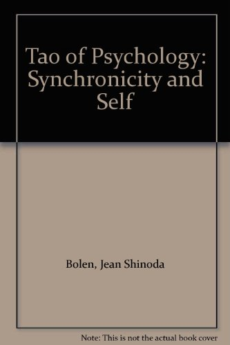 9780704504042: Tao of Psychology: Synchronicity and Self