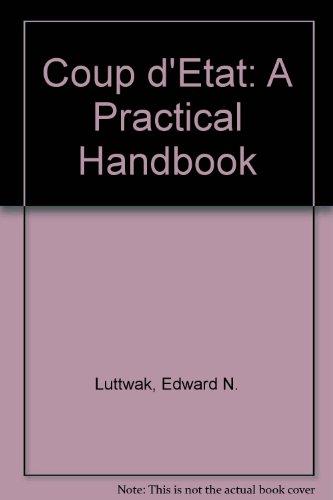 9780704530164: Coup d'Etat: A Practical Handbook