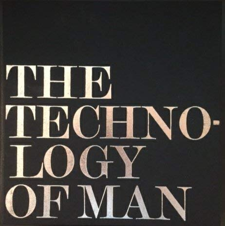 9780704530355: Technology of Man