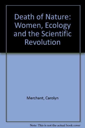 9780704530492: Death of Nature: Women, Ecology and the Scientific Revolution