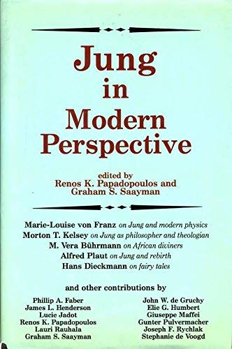 9780704530591: Jung in Modern Perspective