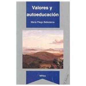 9780704700734: Valores y autoeducacion/ Values and Self Education