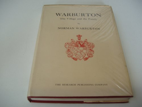 Warburton: The Village and the Family: Warburton, Norman