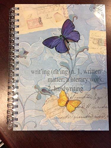 9780705341738: Butterfly Letters Jumbo Journal