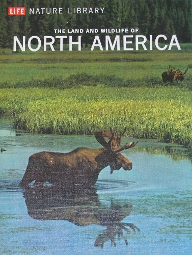 9780705401197: Land and Wild Life of North America