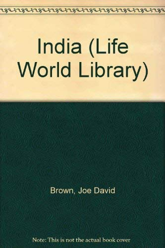 9780705401555: India (Life World Library)