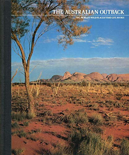 9780705401678: Australian Outback (World's Wild Places)