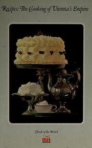 9780705402101: Cooking of Vienna's Empire (Foods of the World)