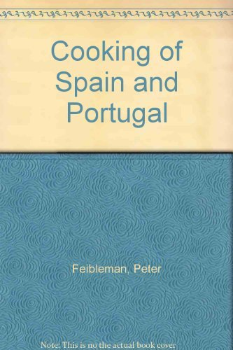 9780705402248: Cooking of Spain and Portugal