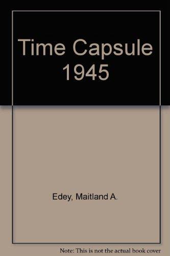 9780705402729: Time Capsule 1945