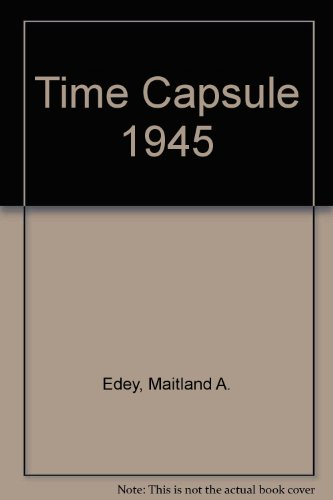9780705402729: Time Capsule 1945