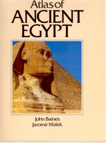 9780705406468: Atlas of Ancient Egypt (Equinox Book)