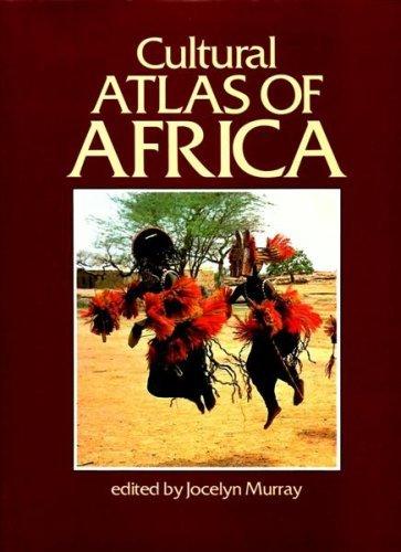 9780705406482: Cultural Atlas of Africa