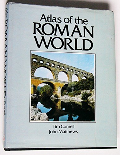 9780705406499: Atlas of the Roman World