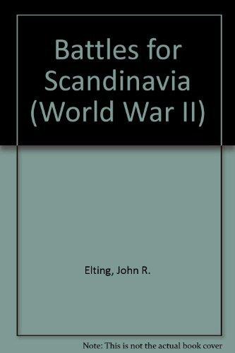 9780705406581: Battles for Scandinavia (World War II)