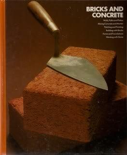 9780705407830: Bricks and Concrete (Home Repair & Improvement)