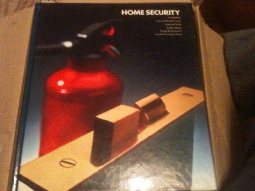 9780705407939: Home Security (Home Repair and Improvement) (Home Repair & Improvement)