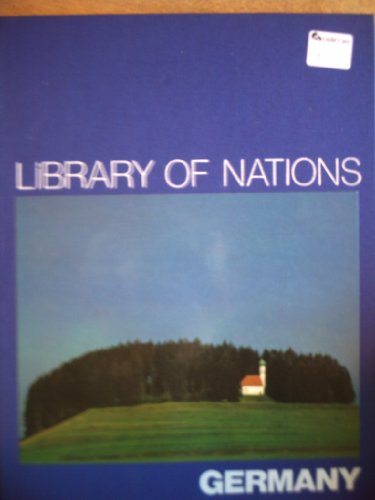 9780705408448: Germany (Library of Nations)