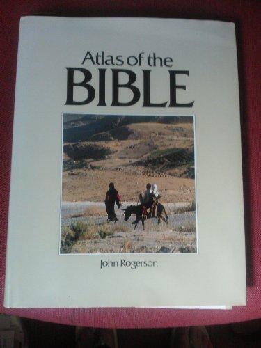 9780705408646: Atlas of the Bible (Equinox Book)