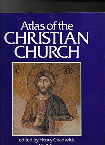 9780705408660: ATLAS OF THE CHRISTIAN CHURCH