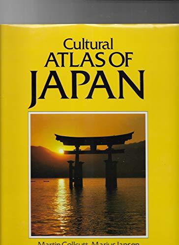 9780705408677: Cultural Atlas of Japan (Equinox Book)