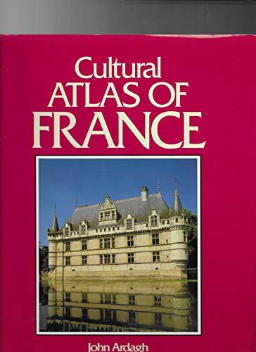 9780705408684: Cultural Atlas of France (An Andromeda book)