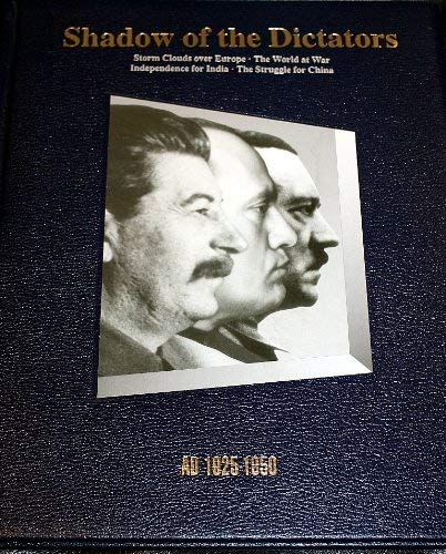 9780705409902: Shadows of the Dictators, 1925-50 (History of the World)