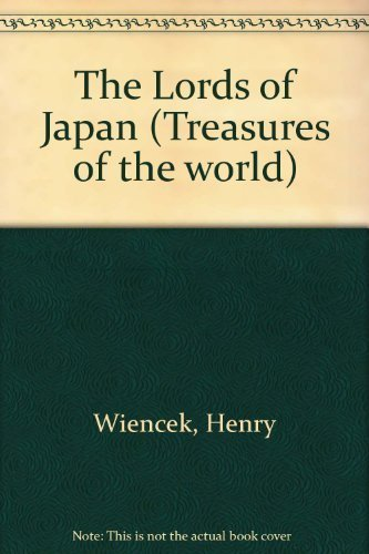 9780705410083: The Lords of Japan (Treasures of the world)