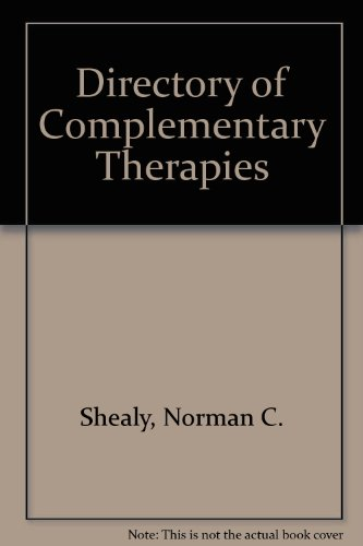 The Directory of Complementary Therapies