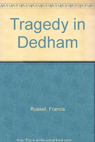9780705434614: Tragedy in Dedham
