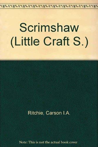 9780706123593: Scrimshaw (Little Craft)