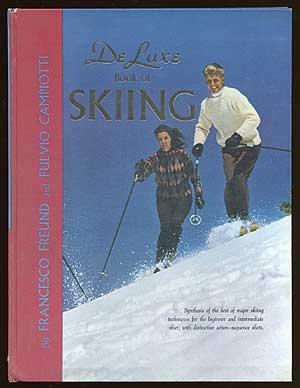 9780706125009: Deluxe Book of Skiing