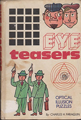 9780706125153: Eye Teasers: Optical Illusion Puzzles