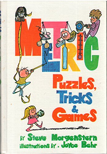 9780706125832: Metric Puzzles, Tricks and Games
