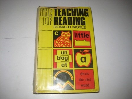9780706230314: The teaching of reading