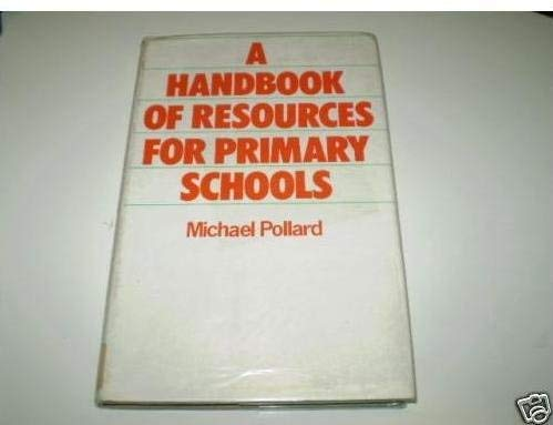 9780706235043: Handbook of Resources for Primary Schools