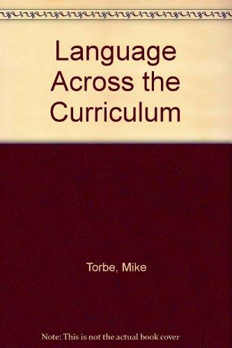 9780706236194: Language Across the Curriculum
